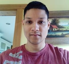 Sandeep , age 34 <span>Treatment: Knee Arthroscopy</span>